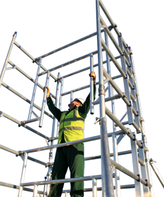 scaffolding in widnes